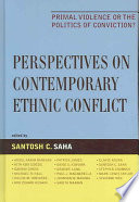 Perspectives on Contemporary Ethnic Conflict