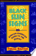 Book Black Sun Signs