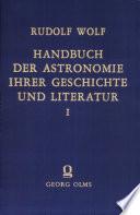Handbuch der Astronomie, ihrer Geschichte und Literatur
