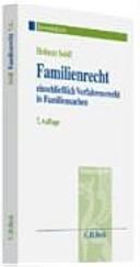 Familienrecht einschließlich Verfahrensrecht in Familiensachen