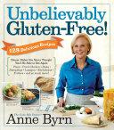Unbelievably Gluten-Free Book