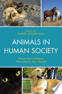 Animals In Human Society book