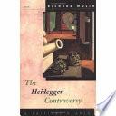 The Heidegger Controversy