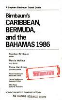 Birnbaum S Caribbean Bermuda And The Bahamas 1986