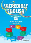 Incredible English  1   2  DVD Activity Book