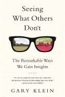 Seeing What Others Don't : discoveries, allowing readers to confidently solve...