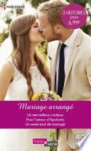 Mariage arrang