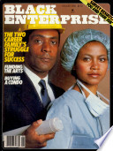 Black Enterprise : african american professionals, entrepreneurs and corporate executives. every...