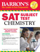 Barron s SAT Subject Test Chemistry  13th edition