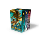 The Heroes of Olympus Paperback 3 Book Boxed Set