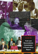 Truth And Reconciliation Commission Of South Africa Report