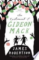 download ebook the testament of gideon mack pdf epub