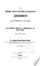 Lehrbuch einer allgemeinen Literärgeschichte aller bekannten Völker der Welt