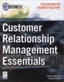 Customer Relationship Management Essentials