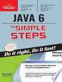 Java 6 In Simple Steps