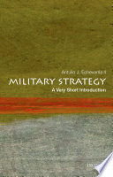 Military Strategy  A Very Short Introduction