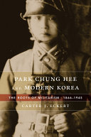 download ebook park chung hee and modern korea pdf epub