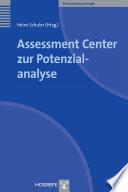 Assessment Center zur Potenzialanalyse