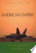 American Empire book