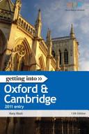 Getting Into Oxford & Cambridge