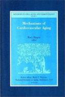 Mechanisms Of Cardiovascular Aging book