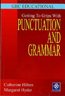 Getting to Grips with Punctuation and Grammar