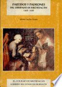 Partidos y padrones del obispado de Michoacán, 1680-1685