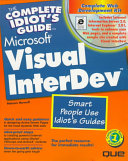 The Complete Idiot s Guide to Microsoft Visual InterDev
