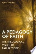 A Pedagogy of Faith
