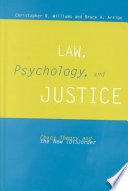 Law  Psychology  and Justice