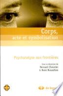 illustration Corps, acte et symbolisation