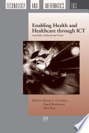 Enabling Health And Healthcare Through Ict