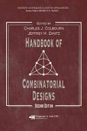 Handbook of Combinatorial Designs