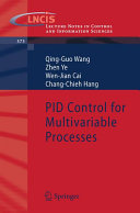 PID Control for Multivariable Processes