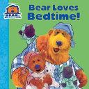 Bear Loves Bedtime
