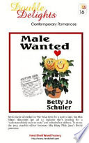 Male Wanted Prize Pupil