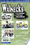 WALNECK'S CLASSIC CYCLE TRADER, DECEMBER 2002