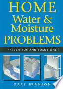 Book Home Water and Moisture Problems