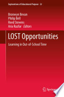 Lost Opportunities book