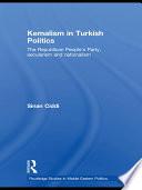 Kemalism in Turkish Politics