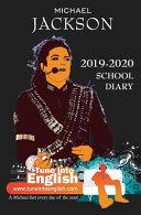 Michael Jackson 2019 2020 School Diary