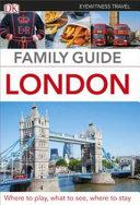 Eyewitness Travel Family Guide - London