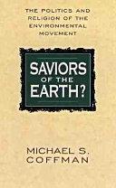 Saviors of the Earth  Book PDF