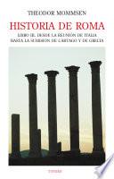 Historia de Roma  Libro III