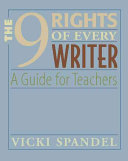The 9 Rights of Every Writer