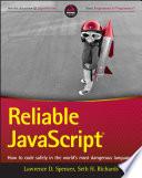 Reliable JavaScript