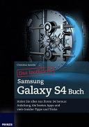 Das inoffizielle Samsung Galaxy S4 Buch