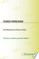 Video Versions  Film Adaptations of Plays on Video