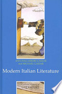 Modern Italian Literature