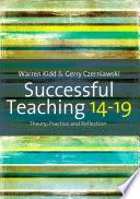 Successful Teaching 14 19